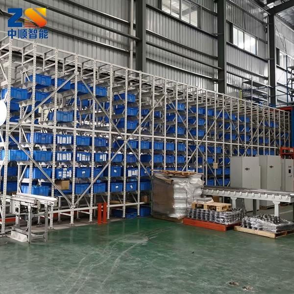 惠州自动化立体仓库货架定制
