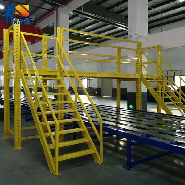 组合式平台货架