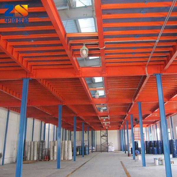 钢材组合式平台