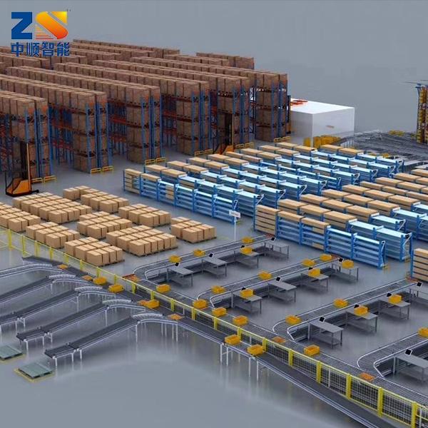 自动化立体库厂