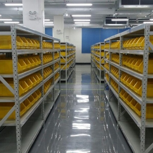 工厂仓库层板式货架