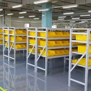 中型层板式货架配置钢层板